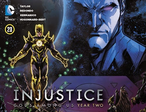 Injustice- Gods Among Us - Year Two (2014-) 023-000